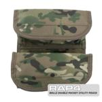 MOLLE Utility Pouch for Tactical Vest (Eight Color Desert Camo)