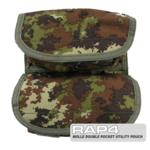 MOLLE Utility Pouch for Tactical Vest (Italian Camo)