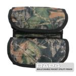 MOLLE Utility Pouch for Tactical Vest (Mossy Oak)