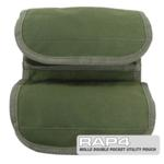 MOLLE Utility Pouch for Tactical Vest (Olive Drab)