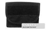 MOLLE Name Tag Pouch (Black Color)