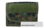 MOLLE Name Tag Pouch (German Flecktarn)