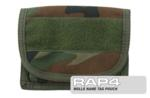 MOLLE Name Tag Pouch (Woodland)