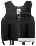 MOLLE Paintball Vest (Black)