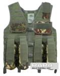 MOLLE Paintball Vest (Italian Camo)