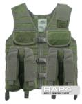 MOLLE Paintball Vest (Olive Drab)