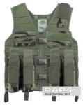 MOLLE Paintball Vest (Tiger Stripe)