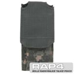MOLLE Radio/Walkie Talkie Pouch (ACU)