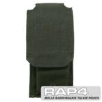 MOLLE Radio/Walkie Talkie Pouch (Olive Drab)