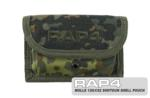 MOLLE Shotgun Shell Pouch (German Flecktarn)