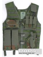 MOLLE Tactical Entry Vest