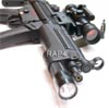 RAP5 Handguard with 6P Pro Flashlight