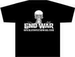 Operation End War T-Shirt (2XLarge)