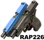 RAP226 Paintball Pistol (Internal Air)