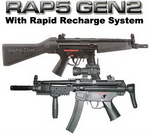 RAP5 Gen2 with Rapid Recharge System