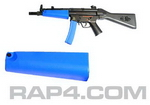 RAP5 Blue Paintball Gun Handguard