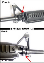 RAP4 Series L-Sling Mount / Rail