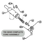 #09A T68 Gen5 Complete Core Assembly